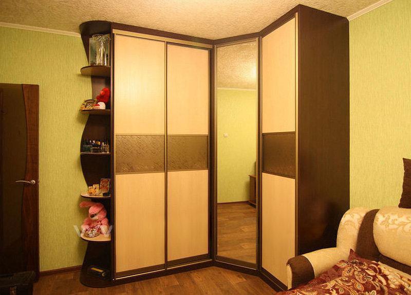 """Угловой шкаф с зеркалом."""" - карточка пользователя at.71sasha."""
