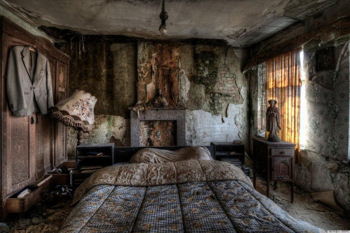 каких картинки заброшенного дома внутри хочешь питать только