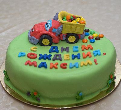 Торти для хлопчика фото