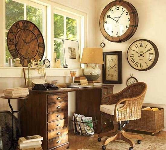 часы в интерьере.Виды современных часов.Как использовать часы в оформлении различных помещений