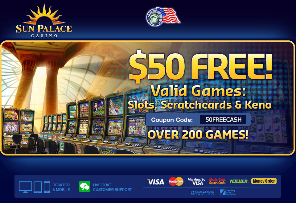 Free casino bonus no deposit required