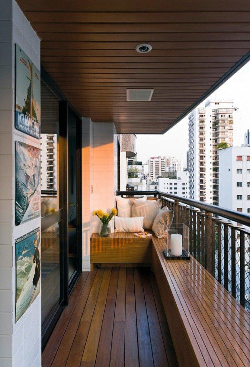 """Балкон с видом на город"""" - карточка пользователя alenarizhov."""