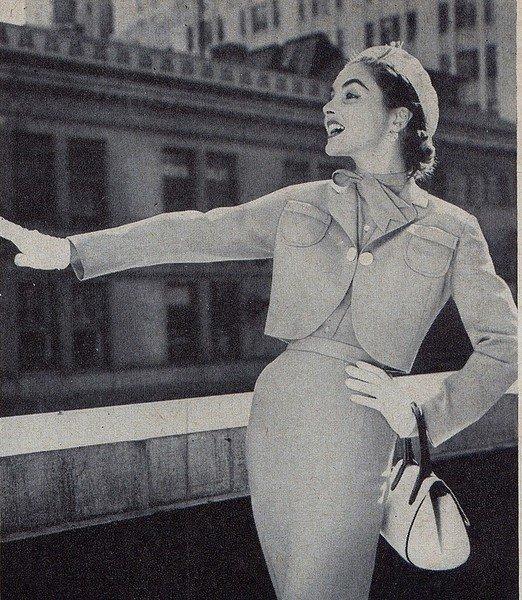 Ссср 50-х годов фото платья и прически