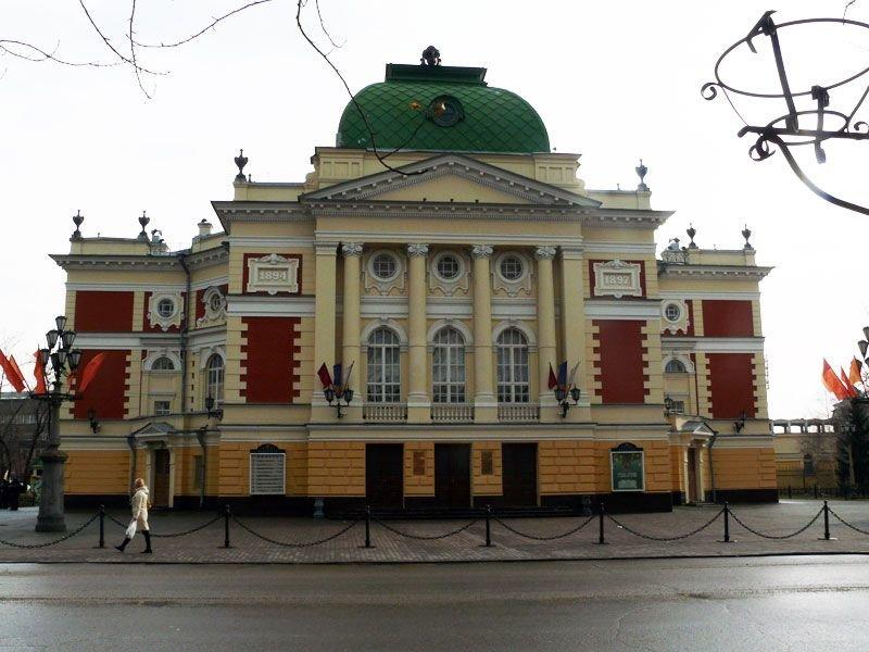 Театры в иркутске картинки