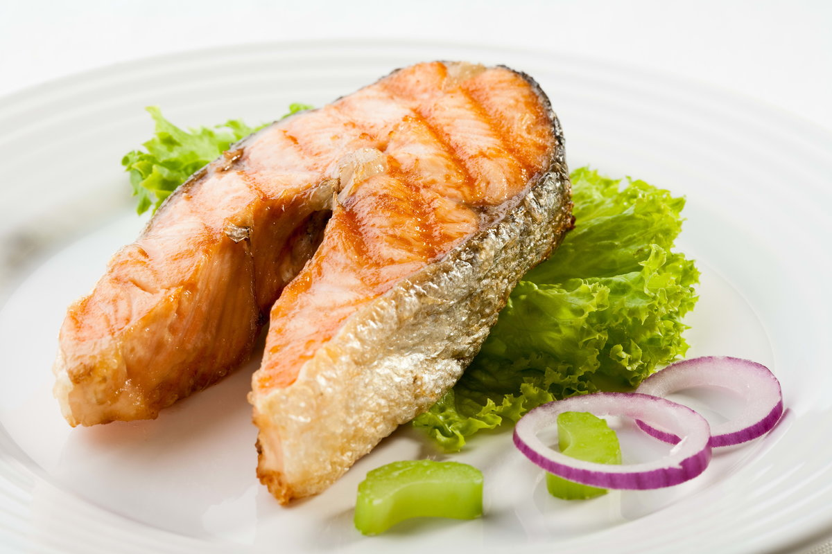 рыба жареная при диете