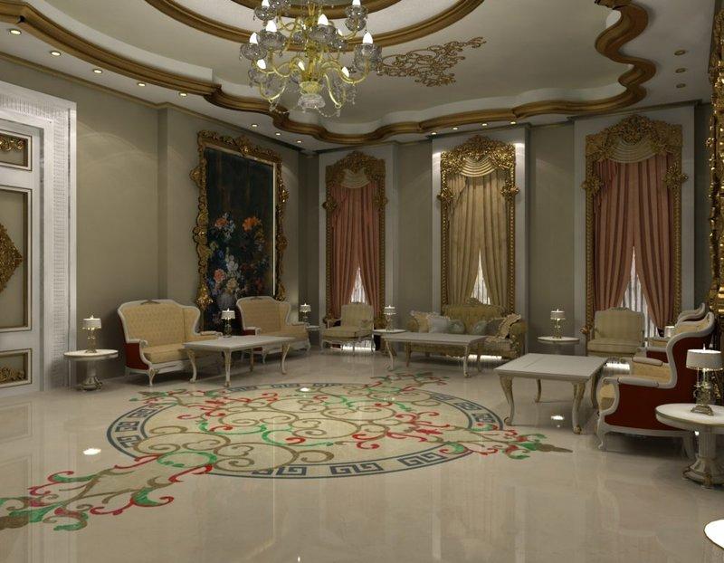 Вычурный и дворцовый стиль барокко - в этой статье. Каких элементов интерьера он требует, как выглядят разные комнаты в стиле барокко - смотрим фото примеры