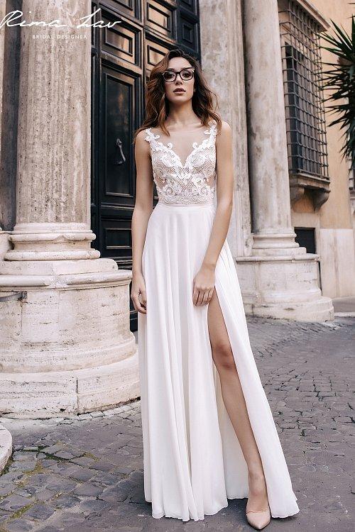 Свадебные платья рима лав