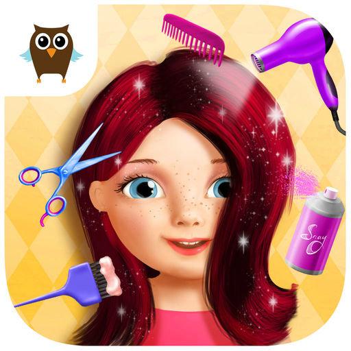 Картинка парикмахерской для дошкольников