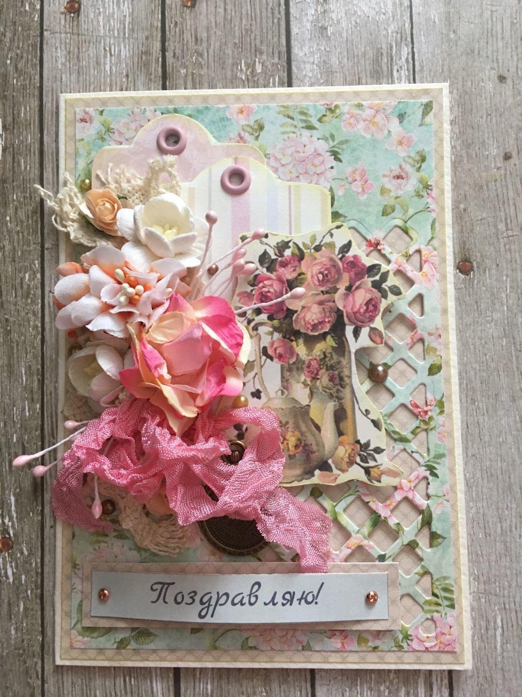 Картинки, объемный скрап открытки