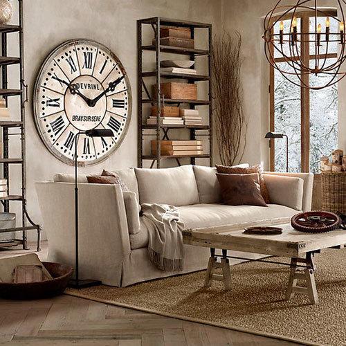 Очередные часы в гостиной
