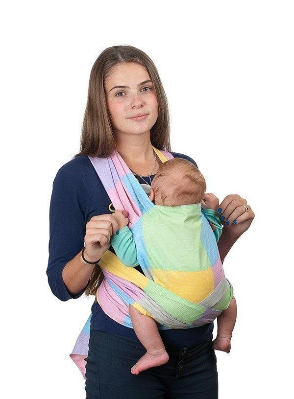 Купить слинг для новорожденных в интернет магазине