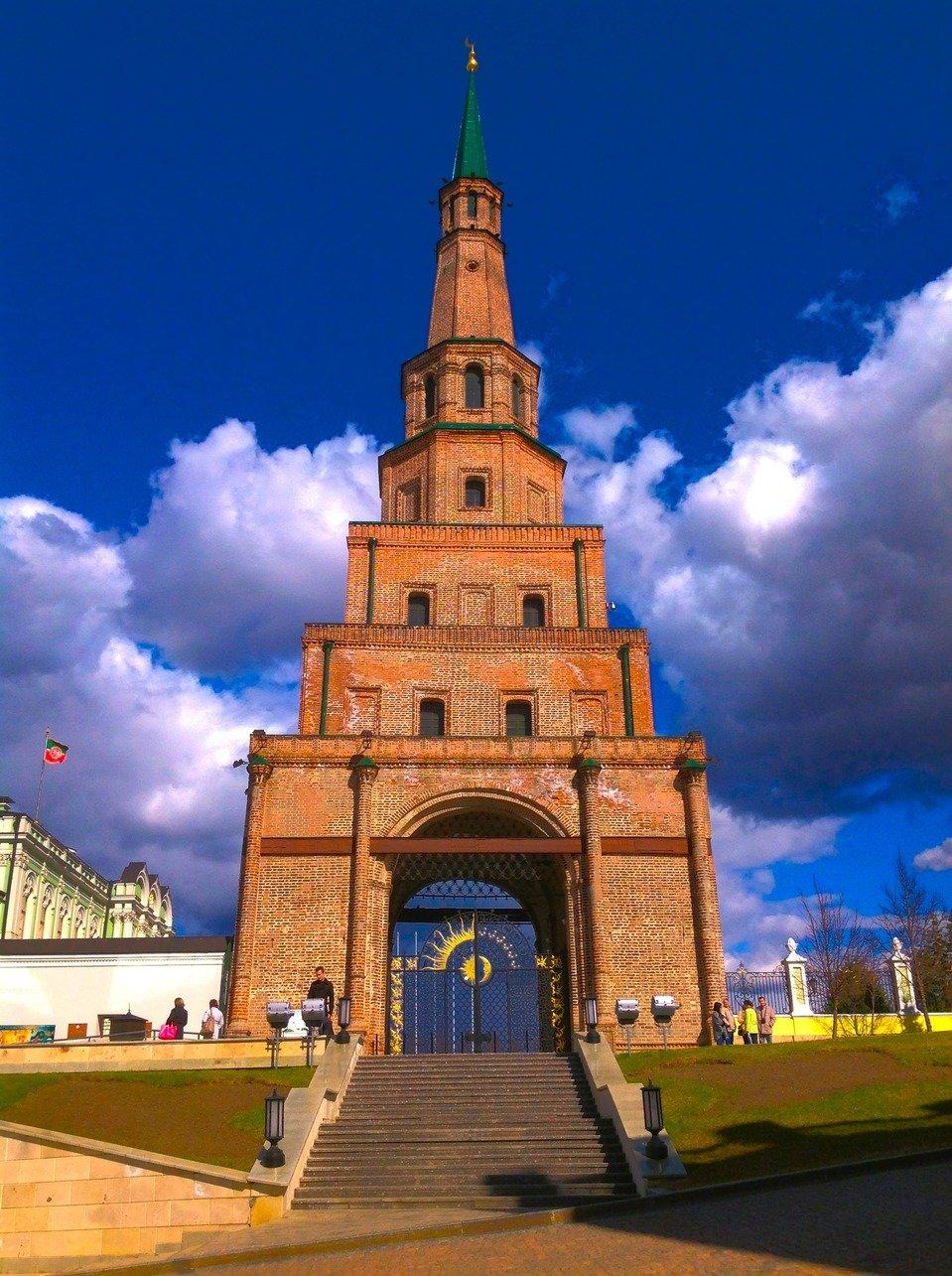 Башня сююмбике казань фото