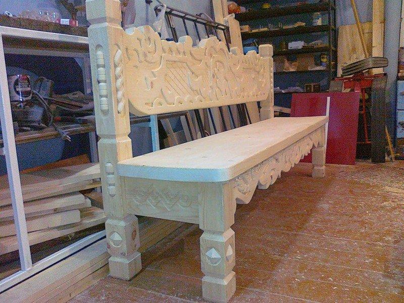 вещи как отреставрировать деревянную скамейку упорядоченный набор