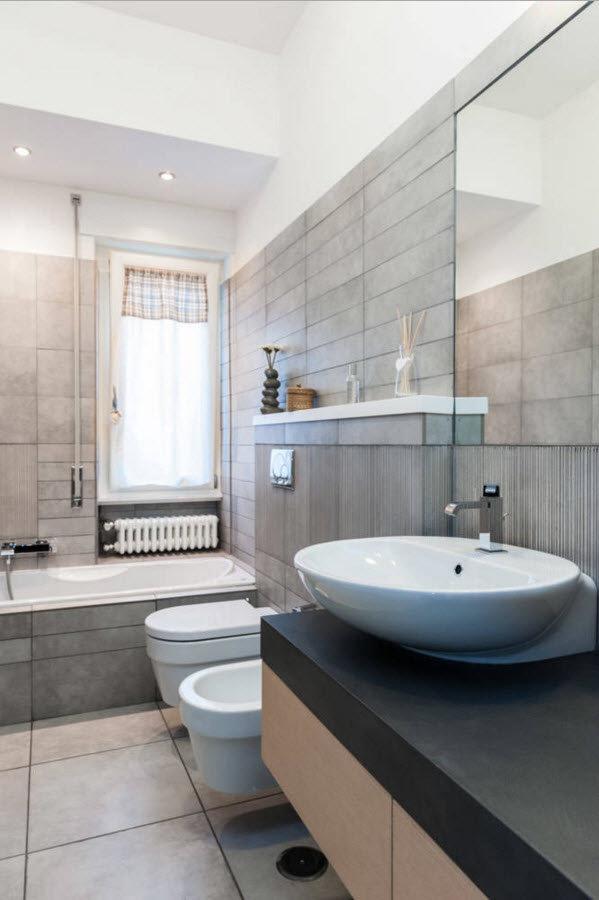 Дизайн ванной комнаты 2016 мебель видное ванная комната
