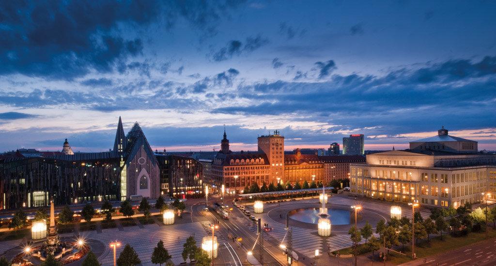 лейпциг фото города