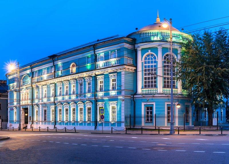 Картинная галерея И.С. Глазунова