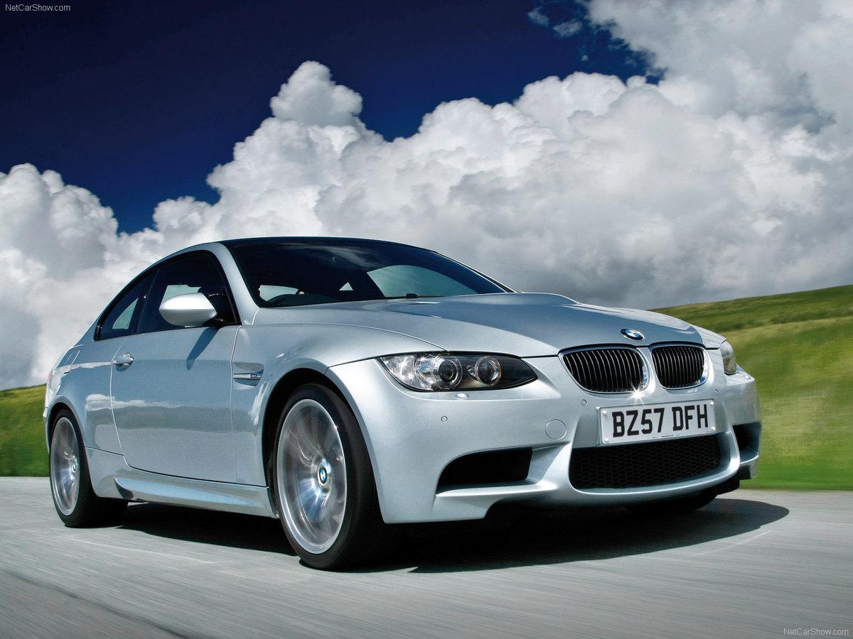 BMW M3 E92 Coupe 2008 UK Version\