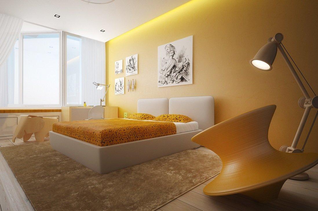 отметить, комната в желтом стиле картинки знает, что это