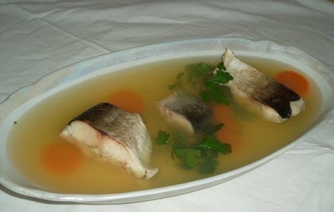 Заливное из рыбы толстолобика пошаговый рецепт с фото