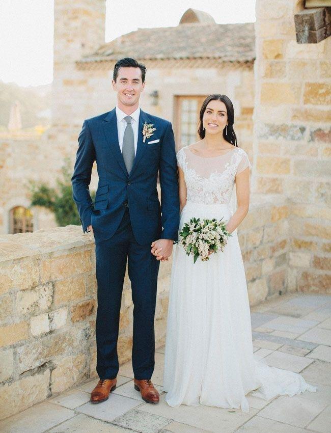 Стиль на свадьбу жениха