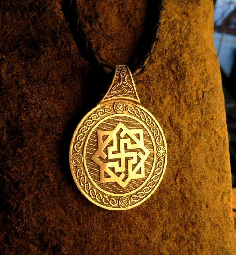 фото знаки и символы языческие примере этих