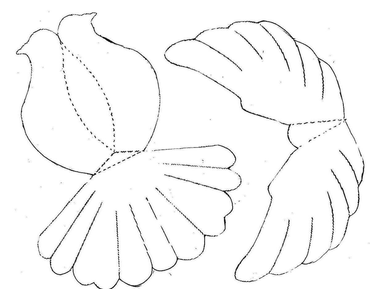 понял, картинки из бумаги своими руками шаблоны остальных