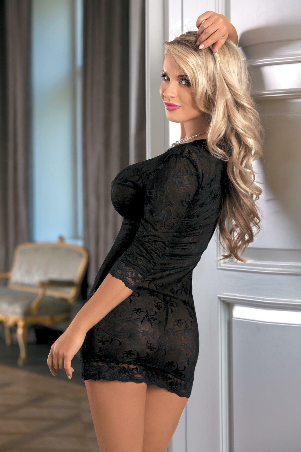Hot european girl