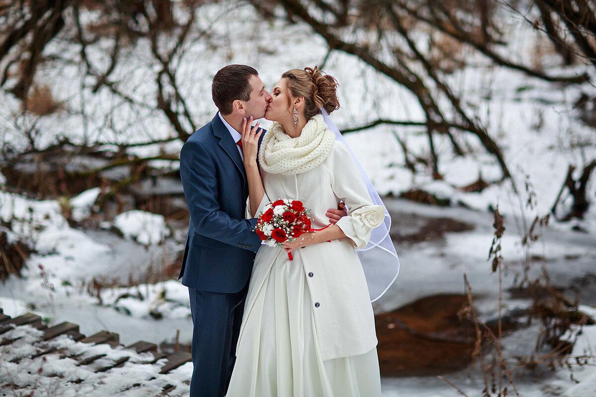 где провести свадебная фотосессия зимой сложности работы животными