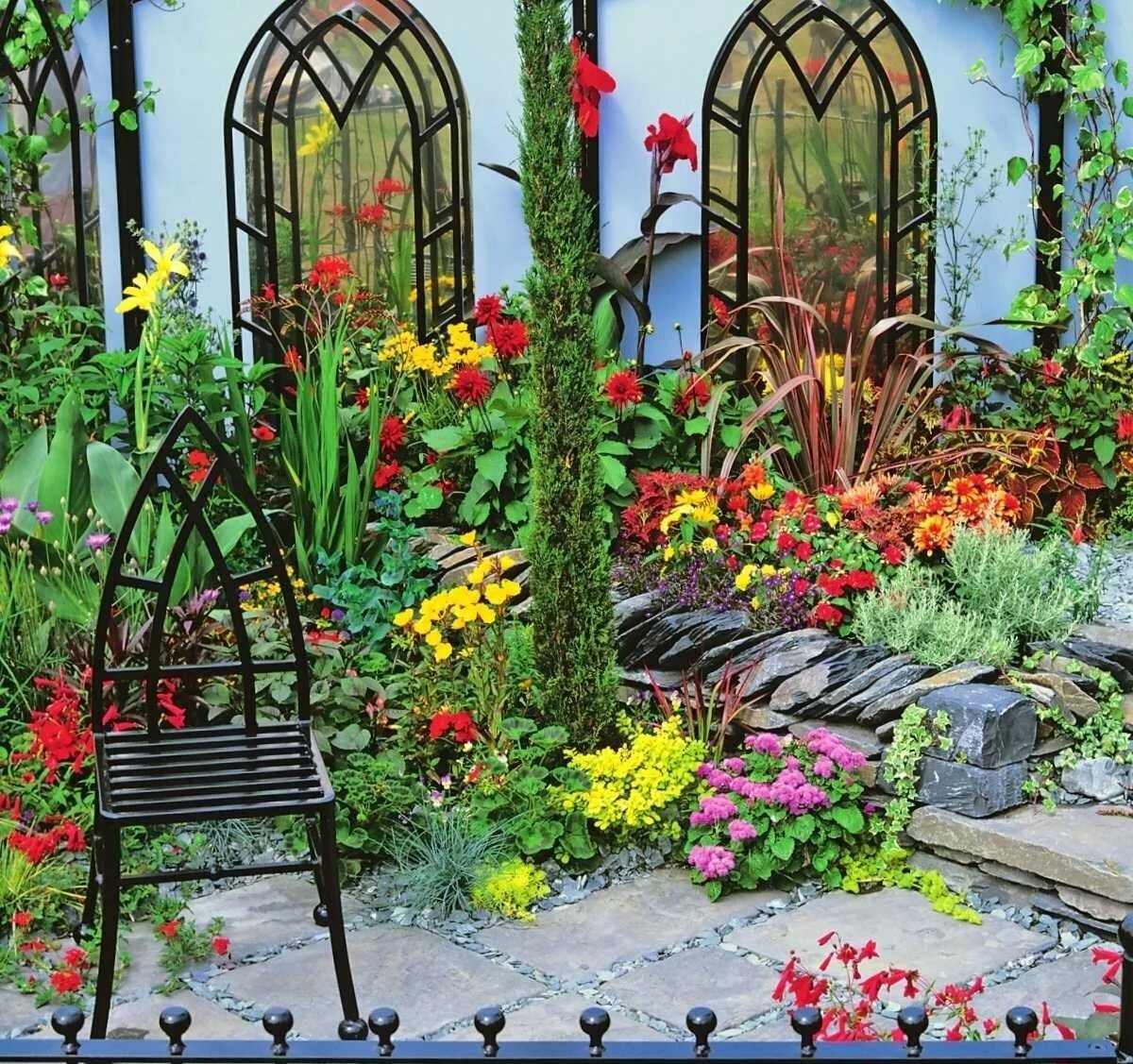 все украсить садовый участок картинки купона