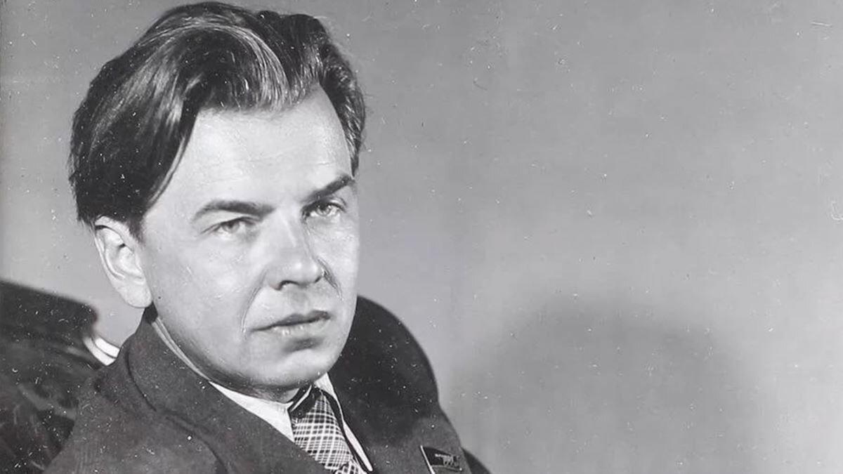 Писатель Л.Леонов