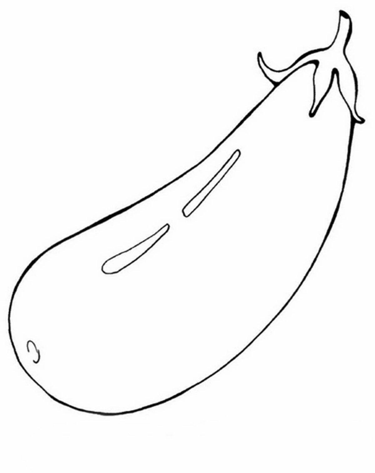 маленькой картинки овощей и фруктов по отдельности черно белые является ярким персонажем