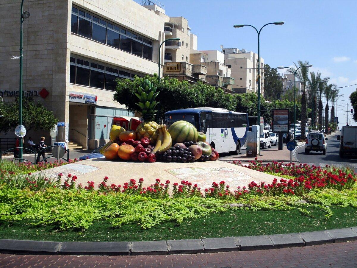 израиль хадера фото виду