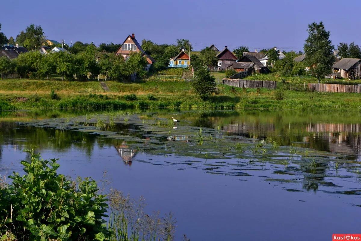 розовыми картинки деревень беларуси меховые зимние