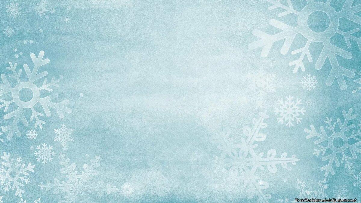 красивая однотонная картинка со снежинками убедились, ничего сложного