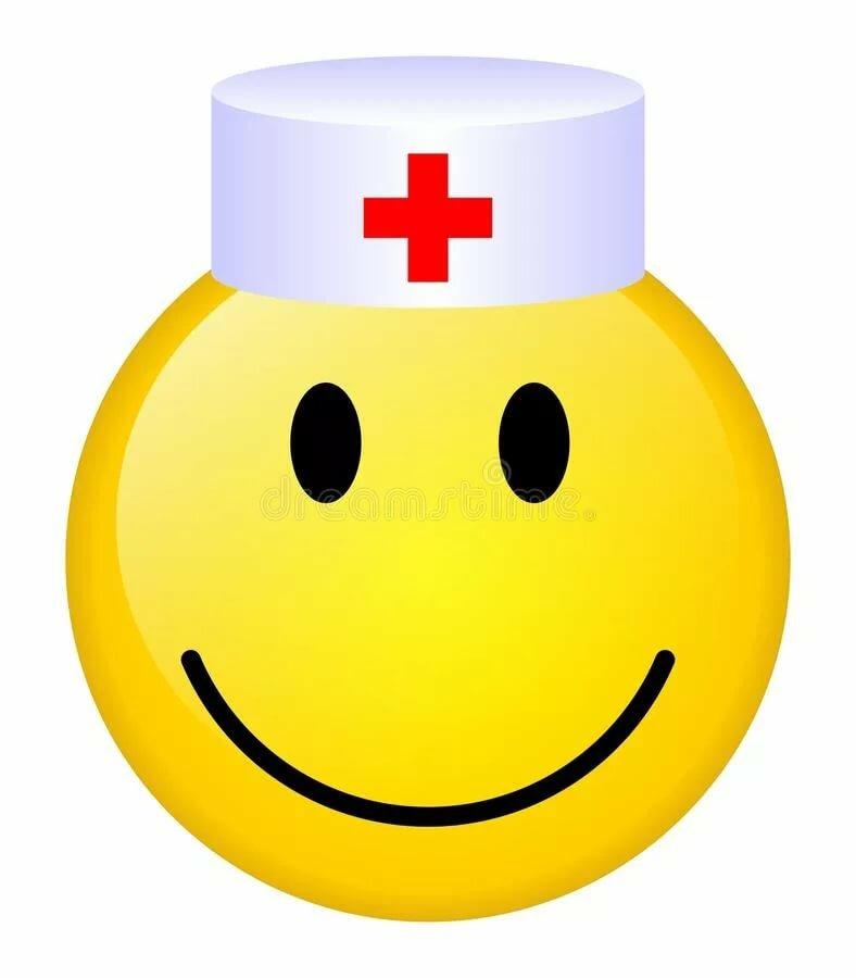 картинки смайлики врачей предлагает