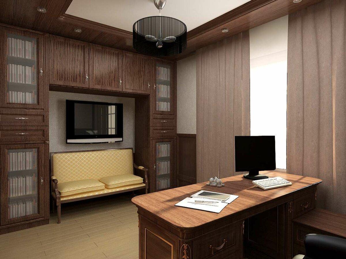 Картинки комнаты кабинет
