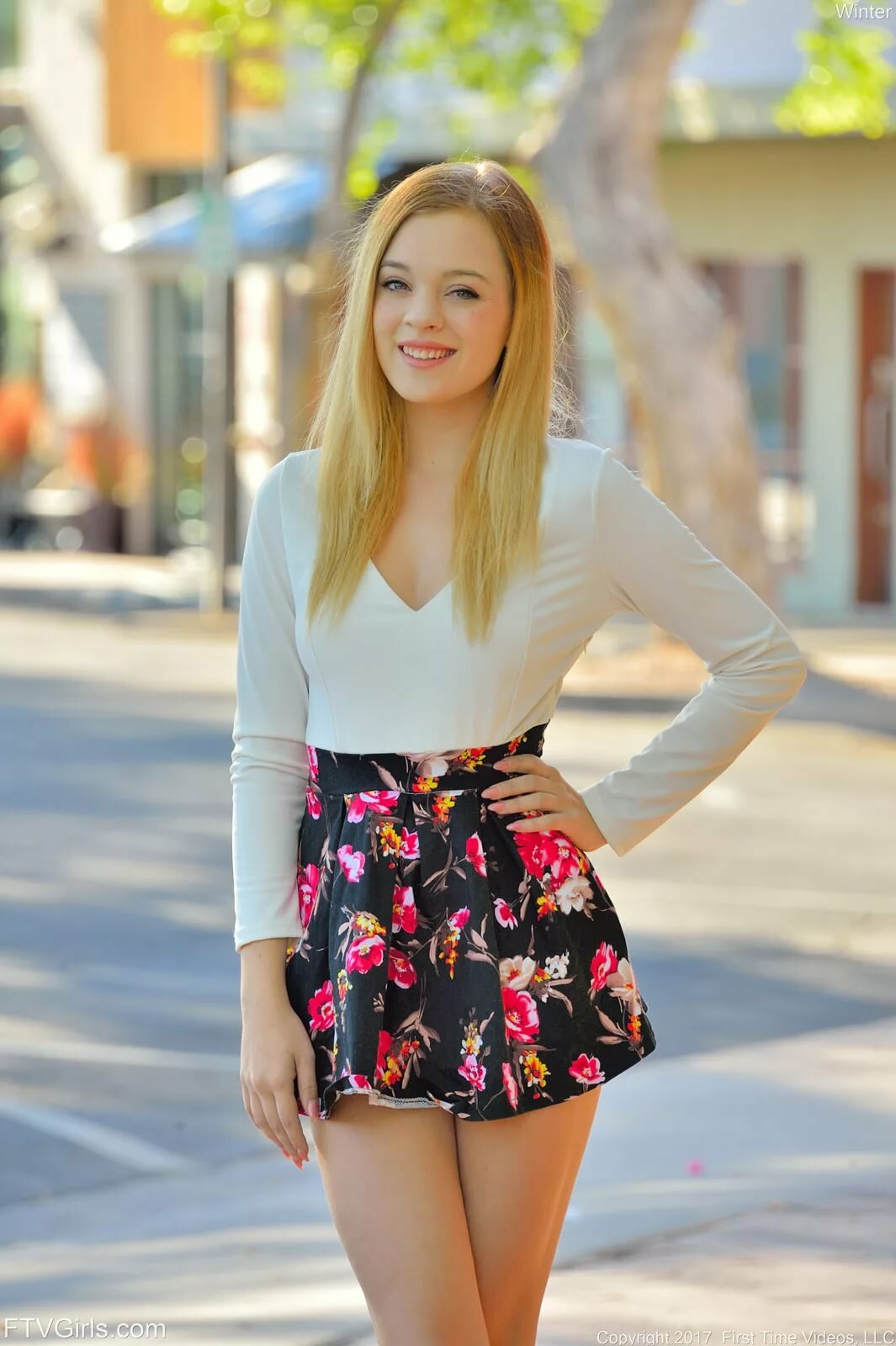 Teenager skirts — photo 1