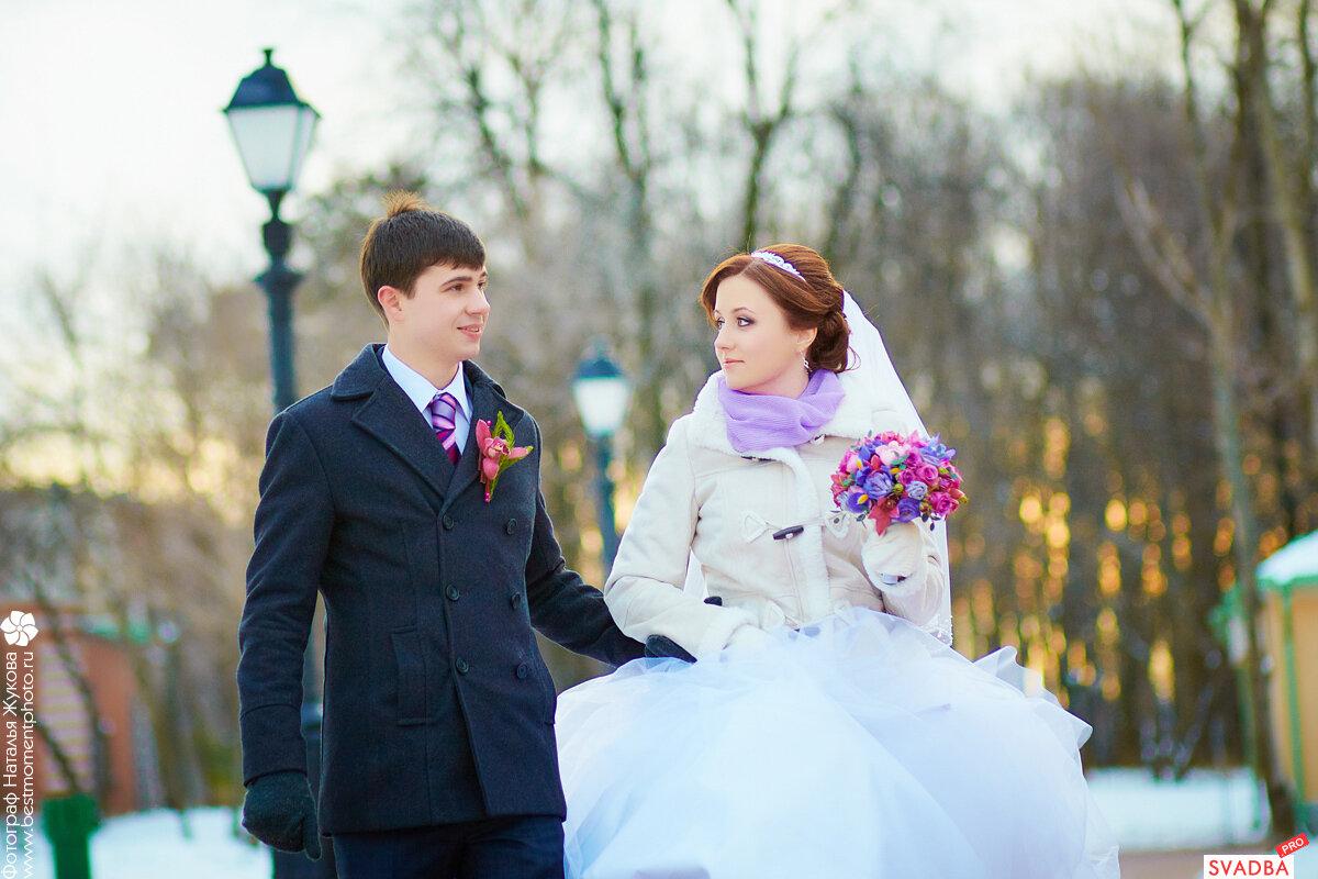 места в иваново зимой для свадебной фотосессии