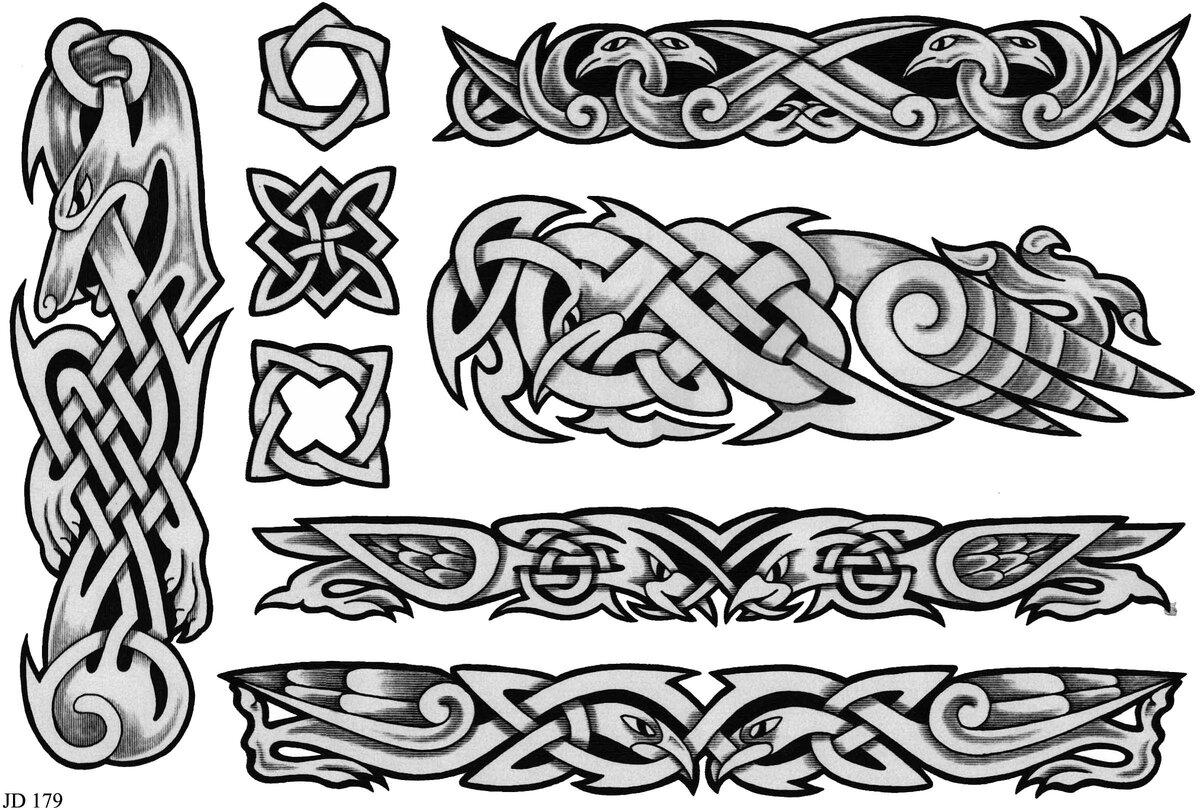 осмотр кельтский рисунок картинки цвет его шерсти