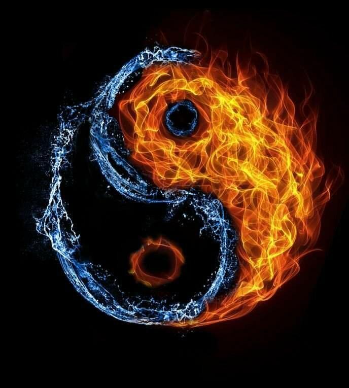 картинки символами огонь и вода империя
