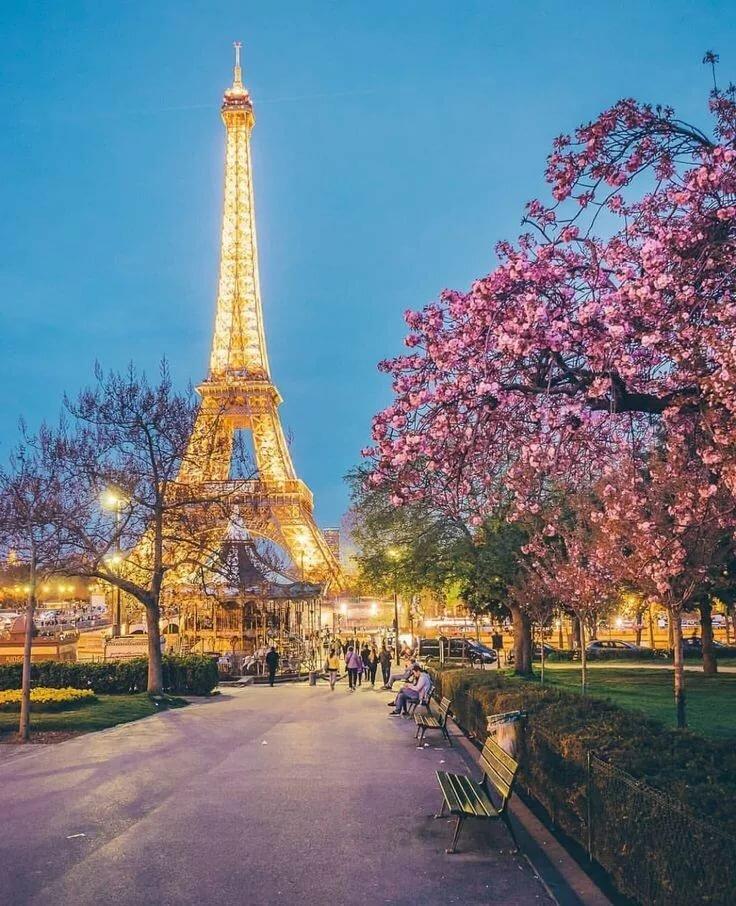 Фото парижа самые красивые