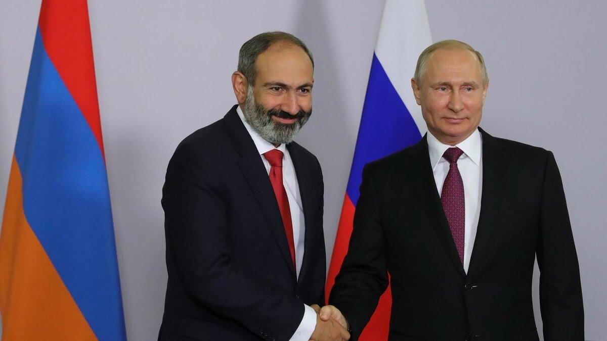 Пашинян предложил России вторгнуться в Азербайджан