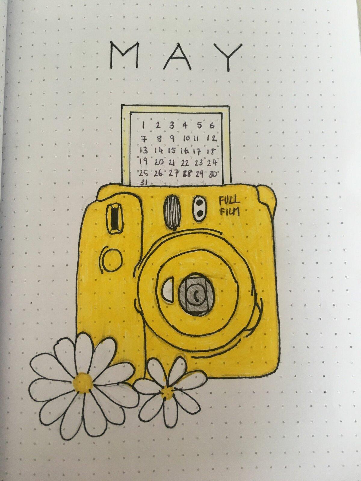 Оформление личного дневника картинки для срисовки
