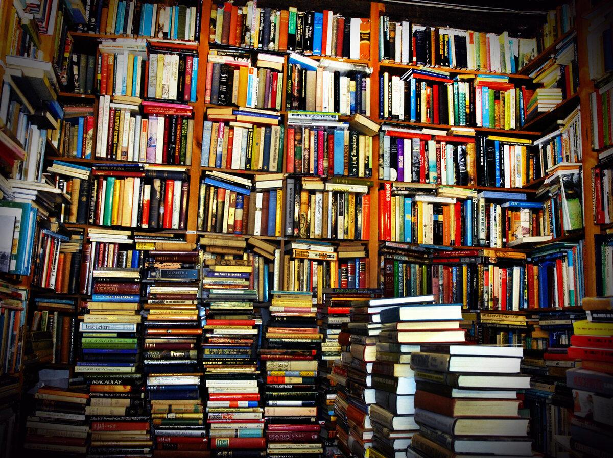 Картинки из современных книг