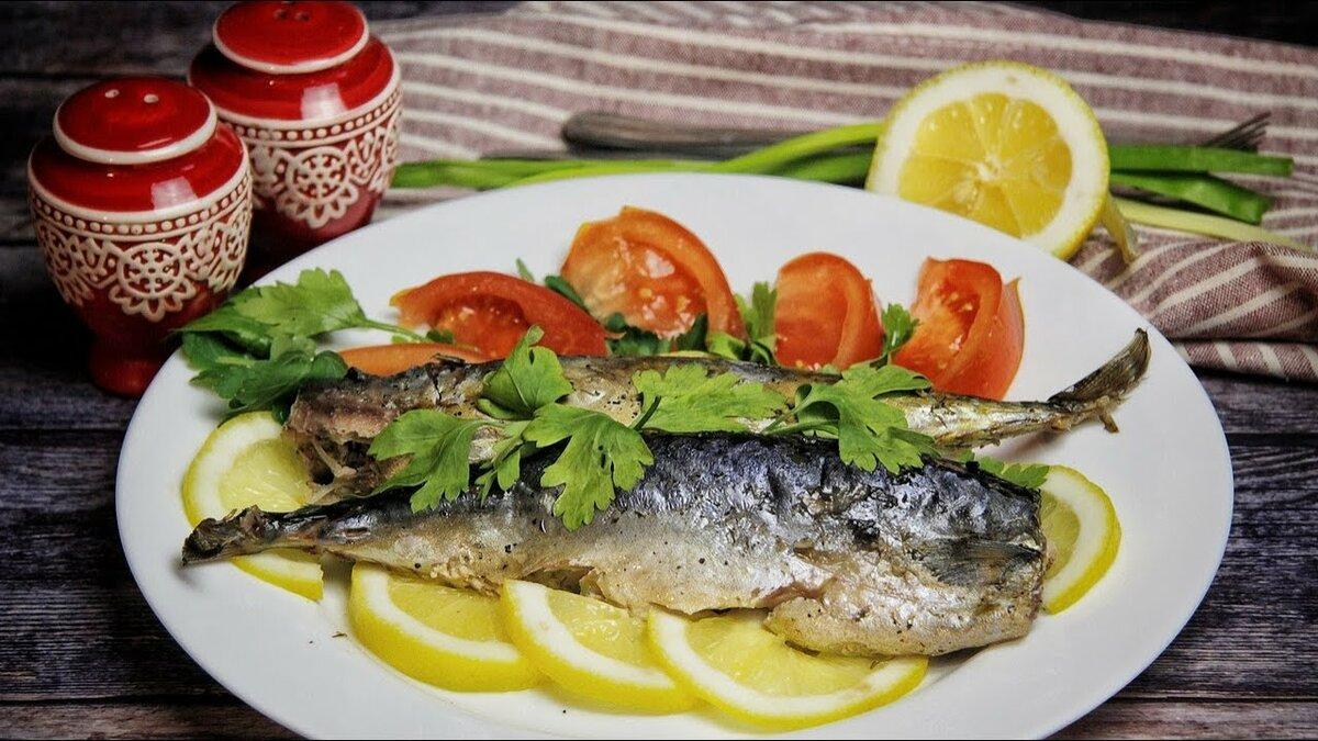 рецепты из рыбы скумбрия с фото гофре стоит выбирать