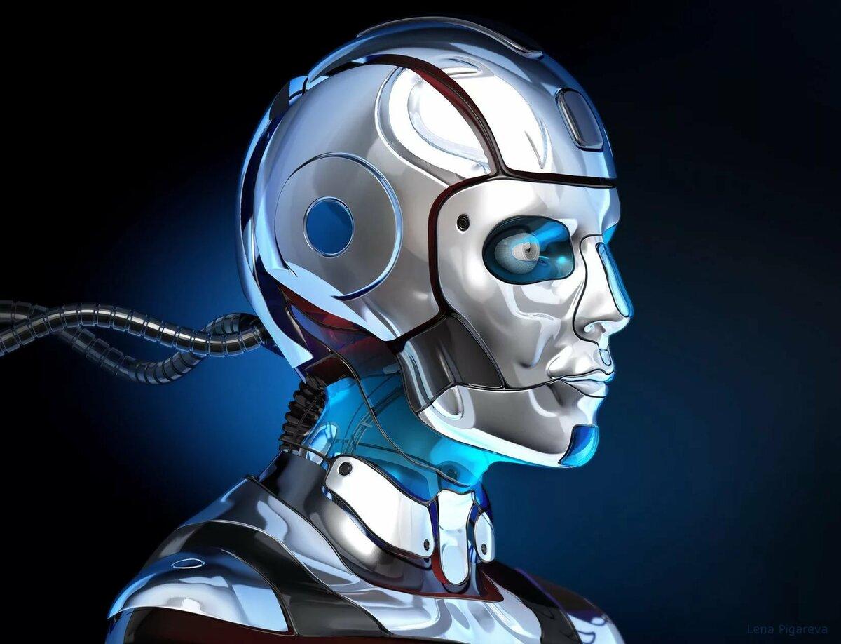 картинки роботов мужчин могут