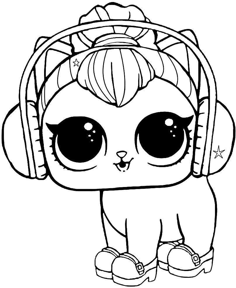 «Раскраска лол кошка» — карточка пользователя Алексей ...