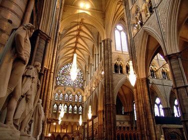 вестминстерское аббатство фото внутри