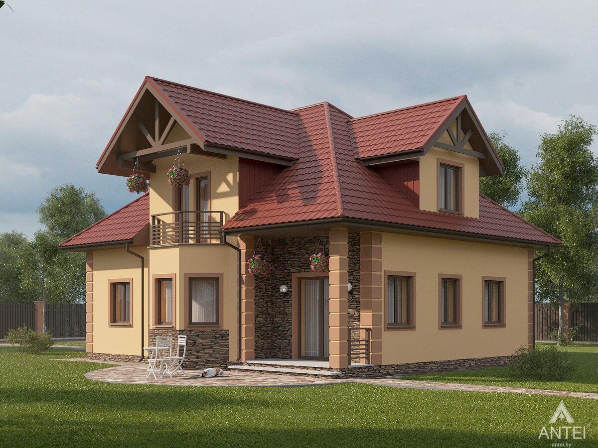 Картинки фасаду будинку