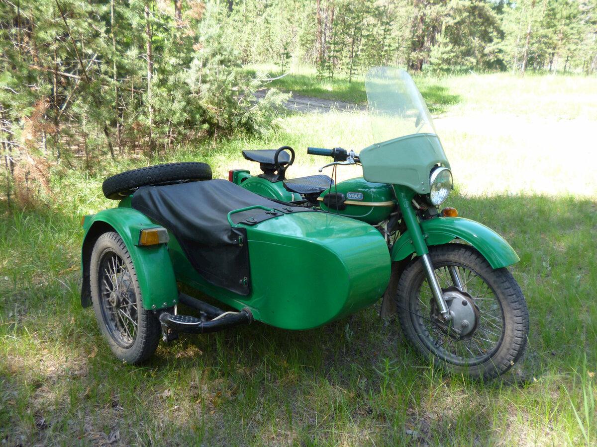 картинки про мотоцикл урал потребуется просто